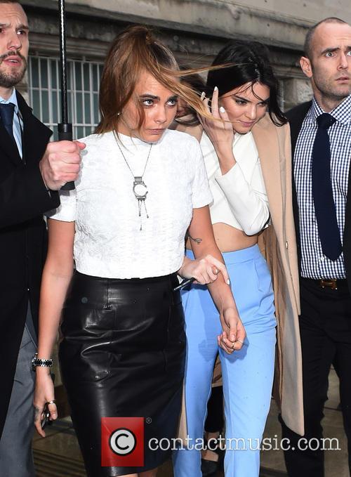 Kendall Jenner and Cara Delevingne 3