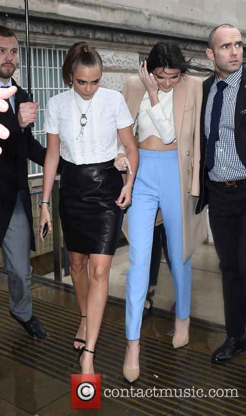 Kendall Jenner and Cara Delevingne 6