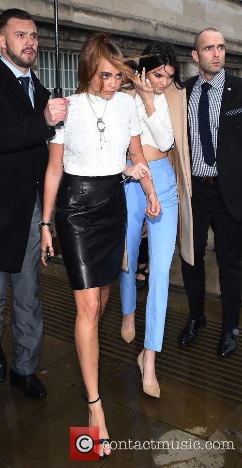 Kendall Jenner and Cara Delevingne 7