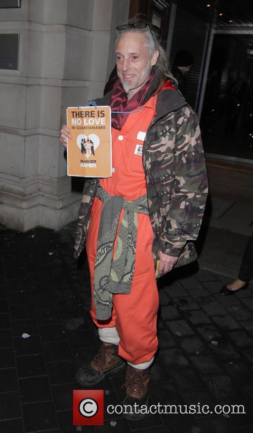 LFW Autumn/Winter 2015 - Vivienne Westwood - Departures