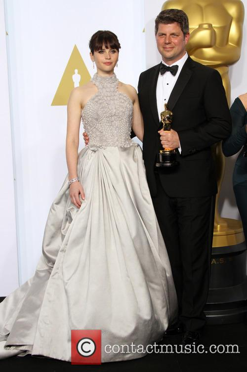 Felicity Jones and Adam Stockhausen 5