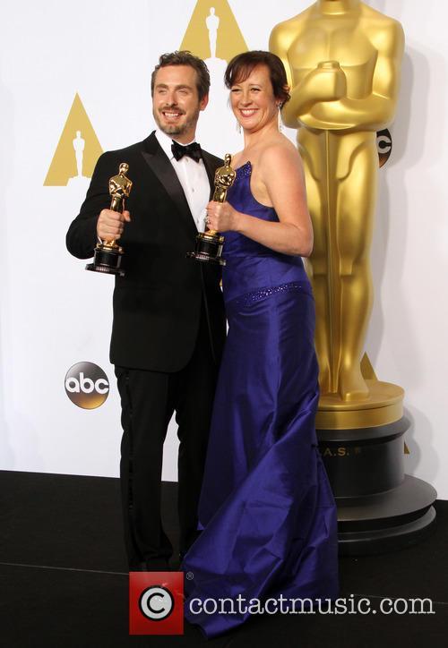 Patrick Osborne and Kristina Reed 2