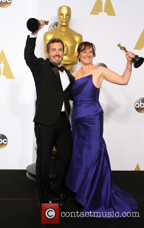 Patrick Osborne and Kristina Reed 1