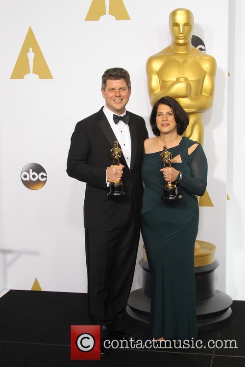 Adam Stockhausen and Anna Pinnock 2