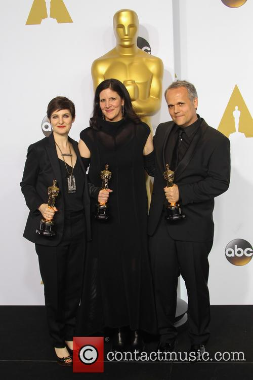 Dirk Wilutzky, Laura Poitras and Mathilde Bonnefoy 3