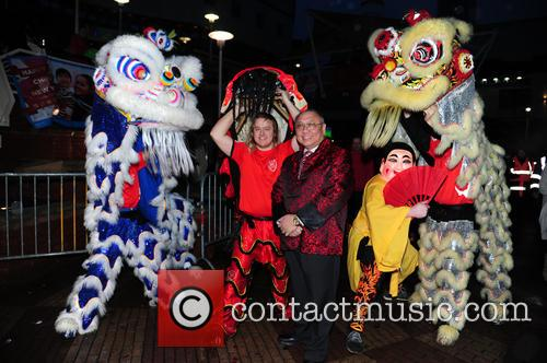 Jeffrey Yap and Chinese Lions 2