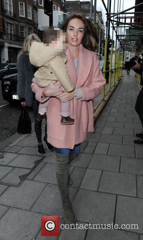Tamara Ecclestone and Petra Ecclestone take daughters Sophia...