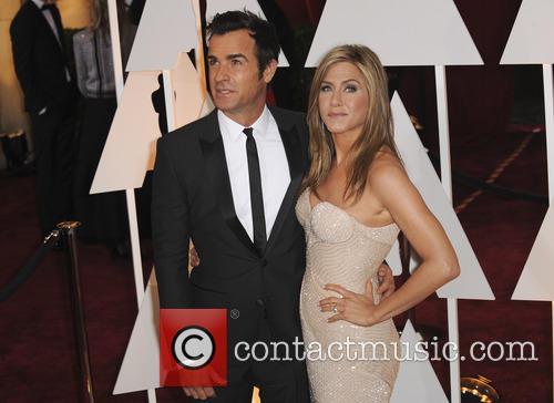 Justin Theroux and Jennifer Aniston 6