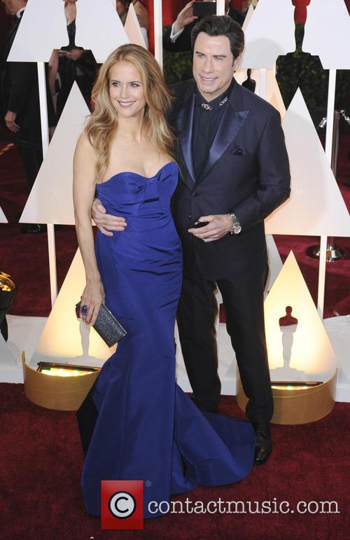 Kelly Preston and John Travolta 8