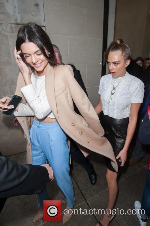 Cara Delevingne and Kendall Jenner 8