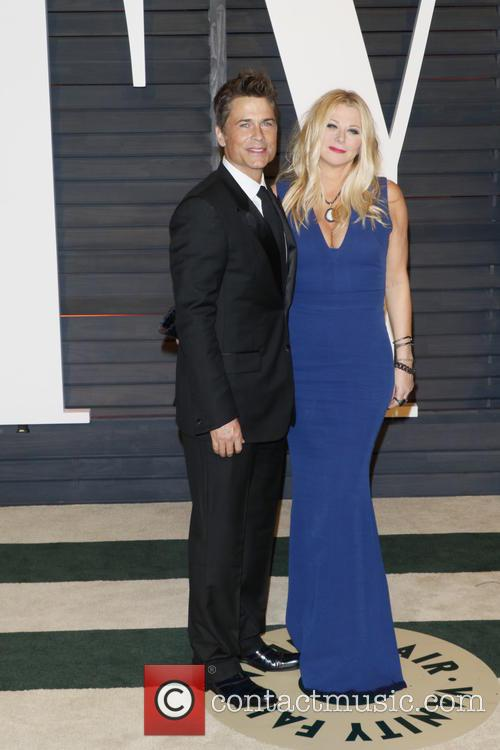 Rob Lowe and Wife Sheryl Berko 3