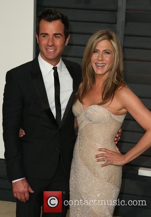 Justin Theroux and Jennifer Aniston 4