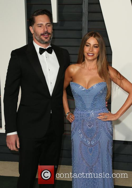 Joe Manganiello and Sofia Vergara 2