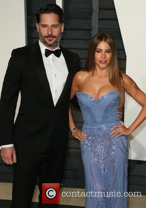 Joe Manganiello and Sofia Vergara 3