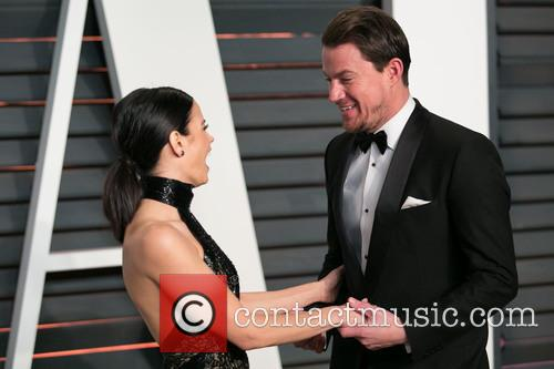 Jenna Dewan-tatum and Channing Tatum 1