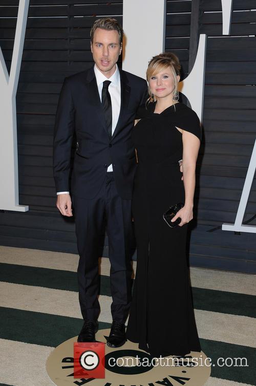 Dax Shepard and Kristen Bell 1