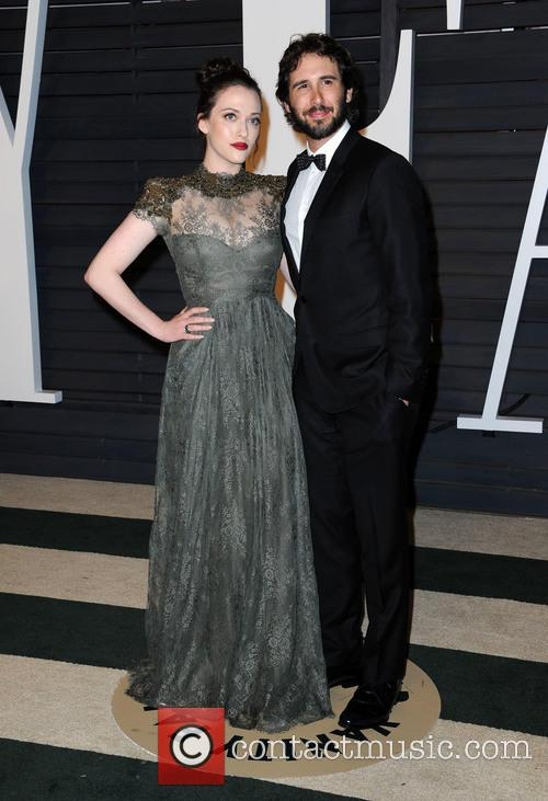 Kat Dennings and Josh Groban 1