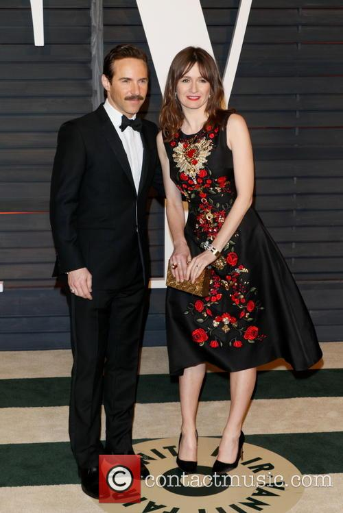Alessandro Nivola and Emily Mortimer 2