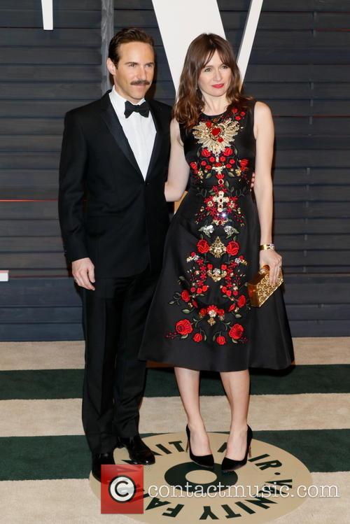 Alessandro Nivola and Emily Mortimer 3