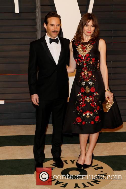 Alessandro Nivola and Emily Mortimer 1