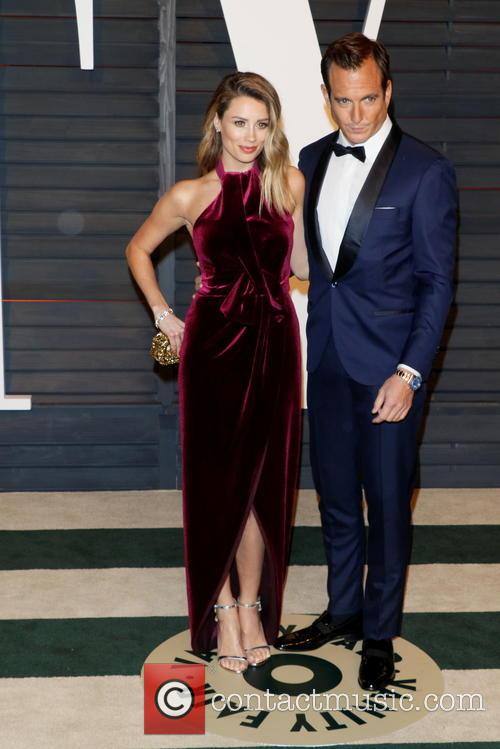 Arielle Vandenberg and Will Arnett 1