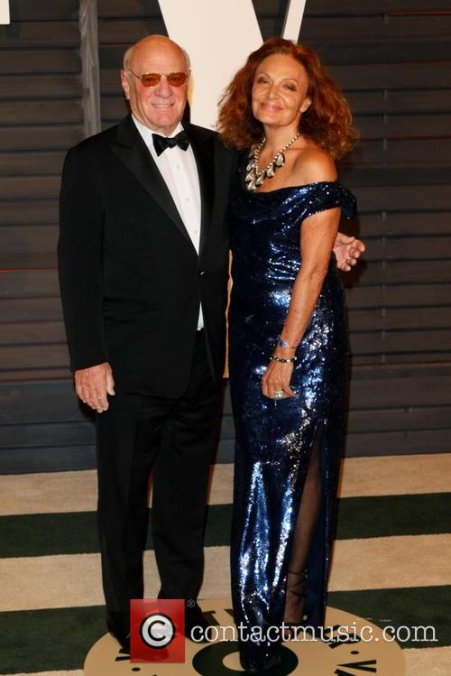 Diane Von Furstenberg and Barry Diller 2
