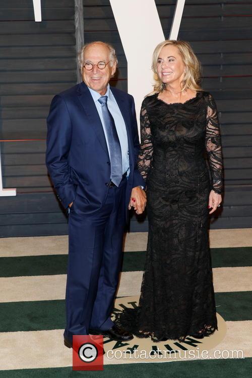 Jimmy Buffett and Jane Slagsvol Buffett 1