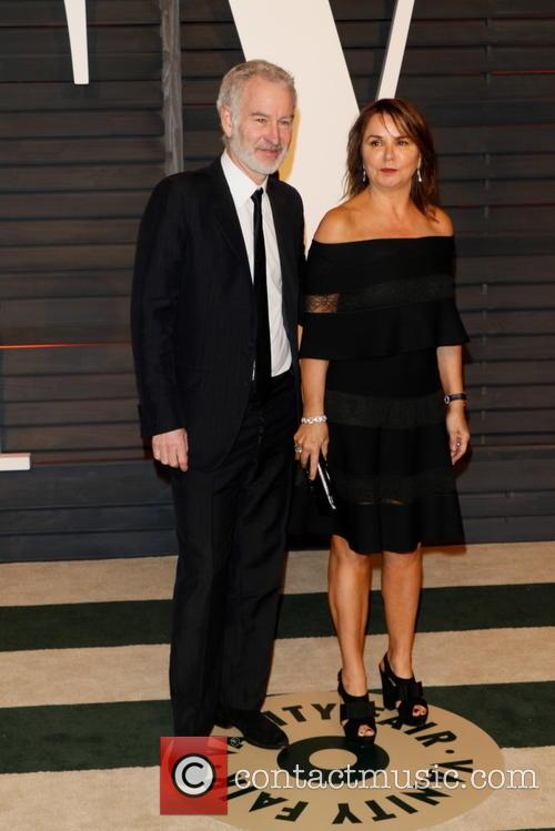 John Mcenroe and Singer Patty Smyth 3
