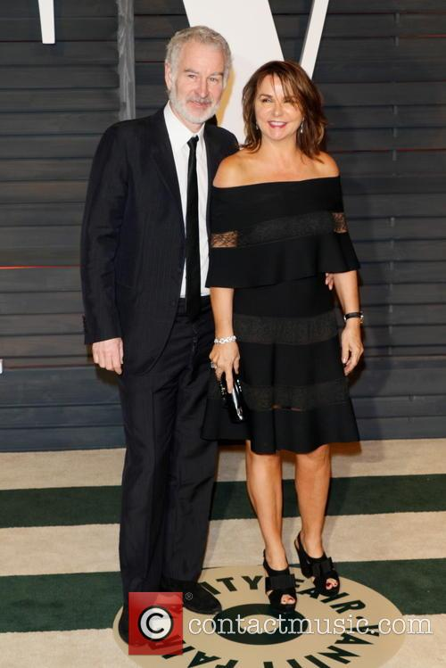 John Mcenroe and Singer Patty Smyth 4