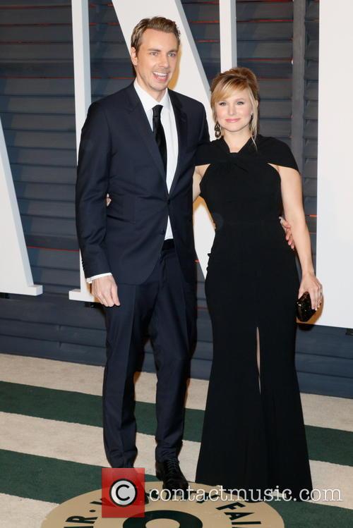 Kristen Bell and Dax Shepard 2