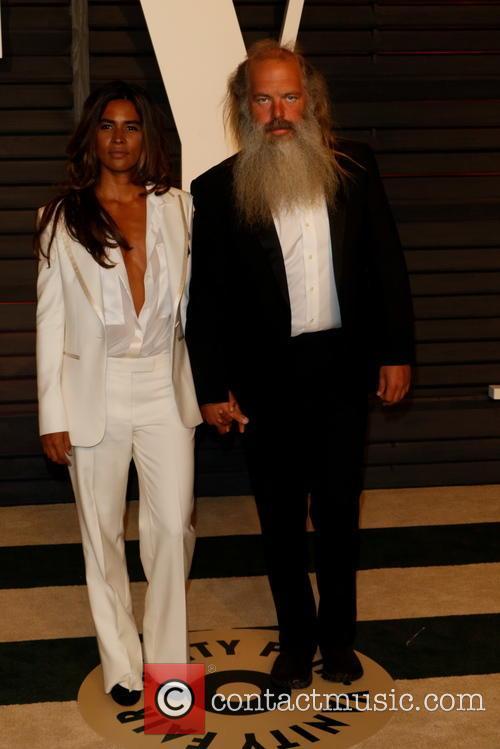 Rick Rubin and Mourielle Herrera 3
