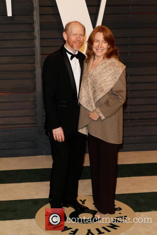 Ron Howard and Cheryl Howard 1