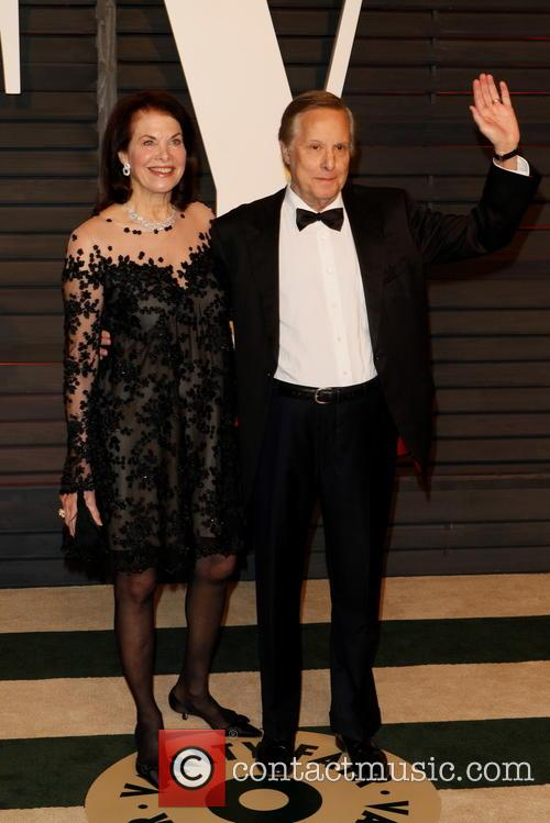 Sherry Lansing and William Friedkin 2