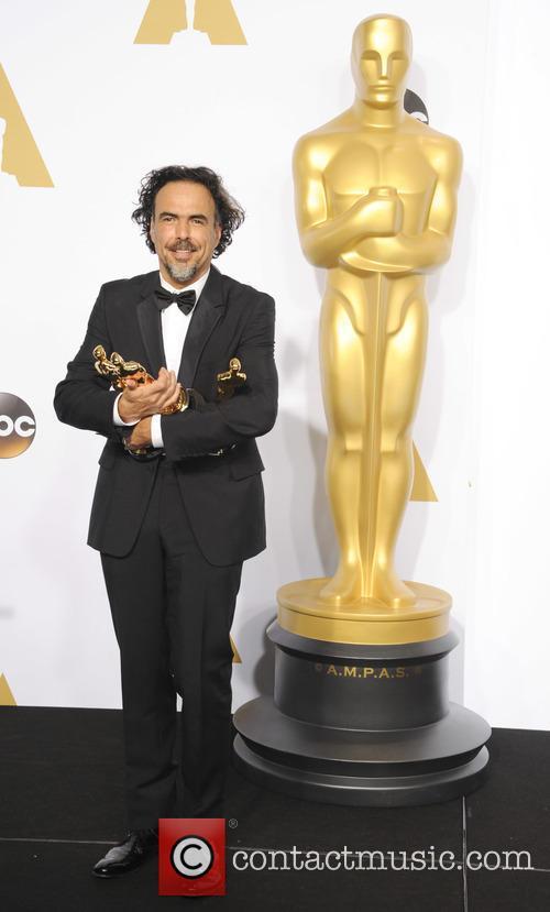 Alejandro Gonzalez Inarritu 2