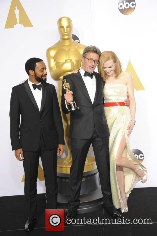 Pawel Pawlikowski, Chiwetel Ejiofor and Nicole Kidman 2
