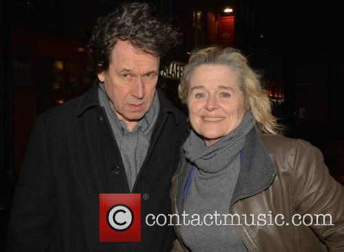 Stephen Rea and Sinead Cusack 3