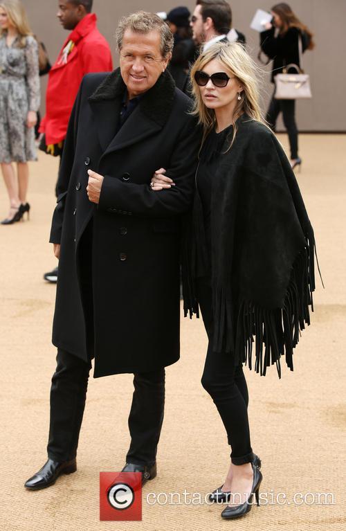 Mario Testino and Kate Moss 7