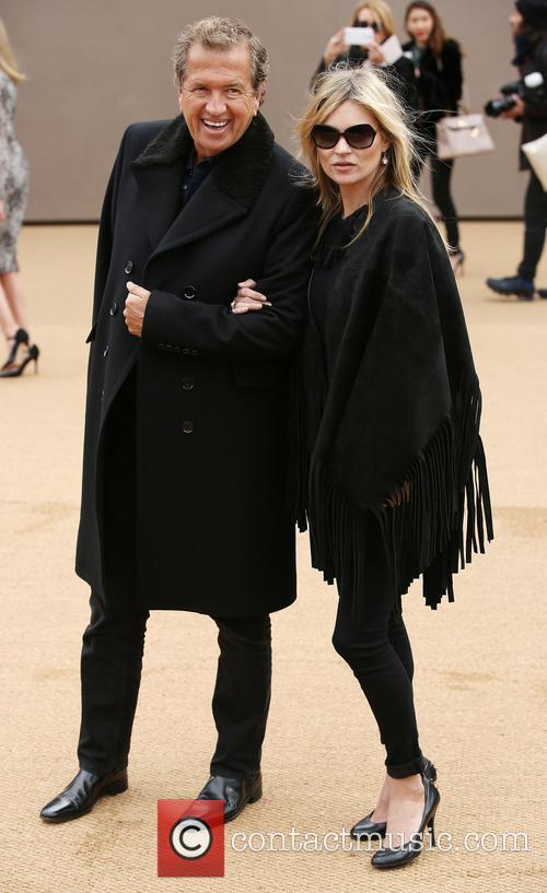 Mario Testino and Kate Moss 8