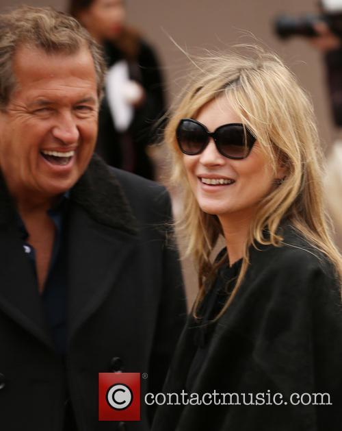Mario Testino and Kate Moss 1