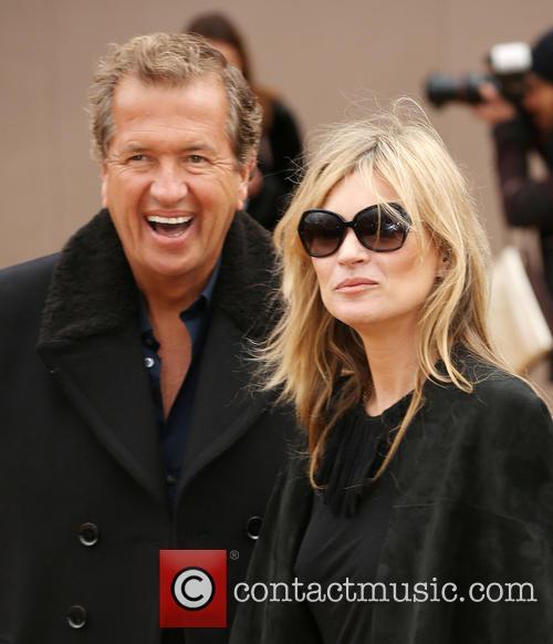Mario Testino and Kate Moss 9