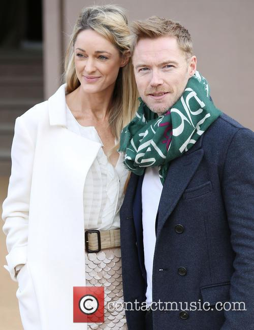 Storm Uechtritz and Ronan Keating 7