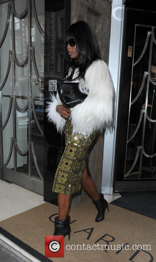 Naomi Campbell 1