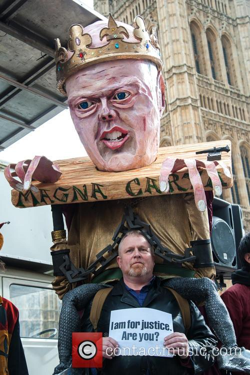 View and Chris Grayling Puppet 8
