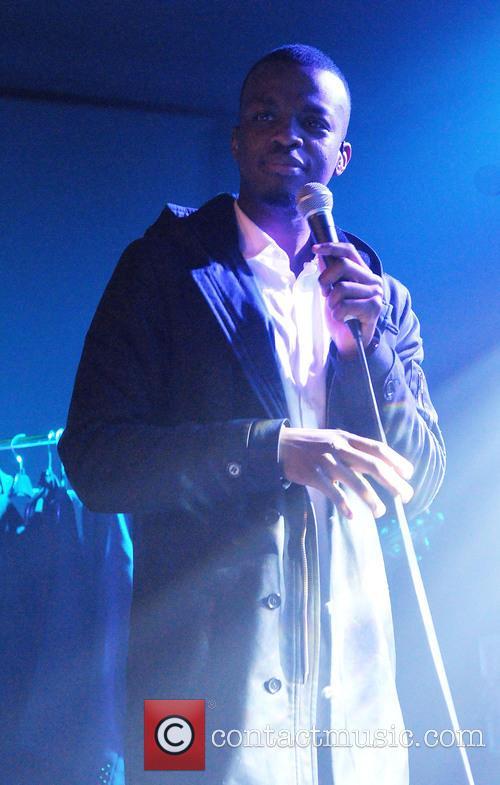 George The Poet performing in London