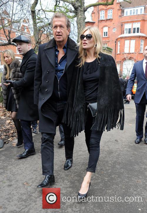 Mario Testino and Kate Moss 5