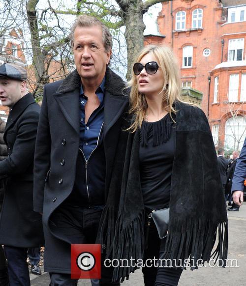 Mario Testino and Kate Moss 6