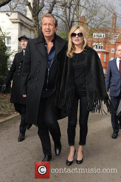 Mario Testino and Kate Moss 11