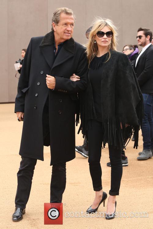 Kate Moss and Mario Testino 2