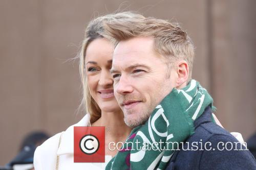 Storm Uechtritz and Ronan Keating 8