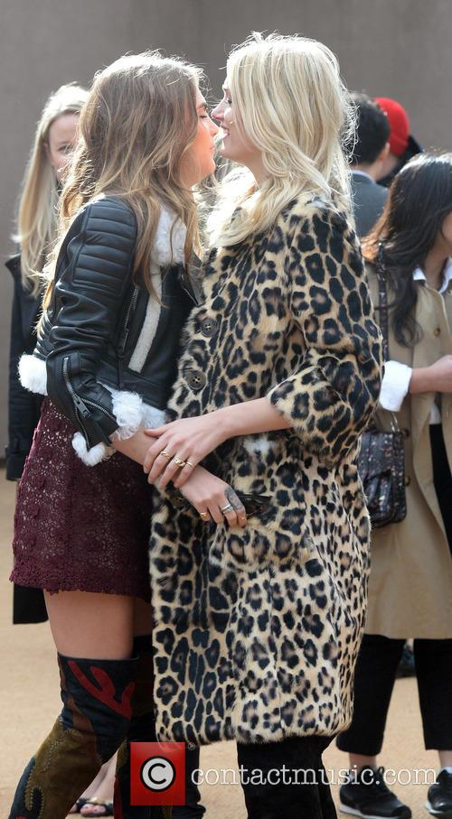 Cara Delevingne and Lily Donaldson 6